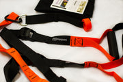 Myopure Suspension Trainer, Suspension Training Straps. Gravity Strap Home Training System