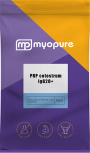 PRP Colostrum IgG20+