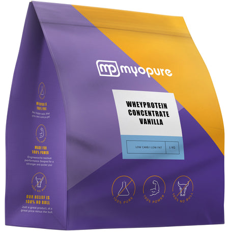 Flavoured Whey Protein Concentrate