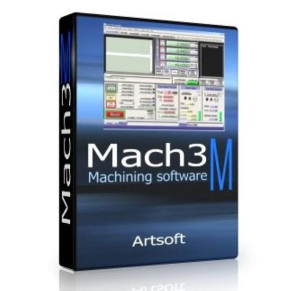 Mach 3 Control - Full Version