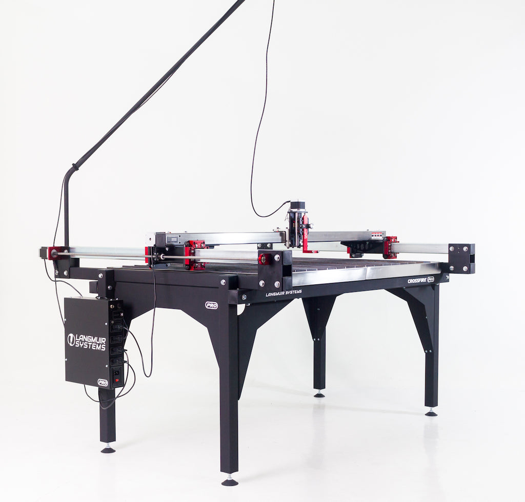 CrossFire PRO CNC Plasma Table Pre-Order (Batch 2, April)