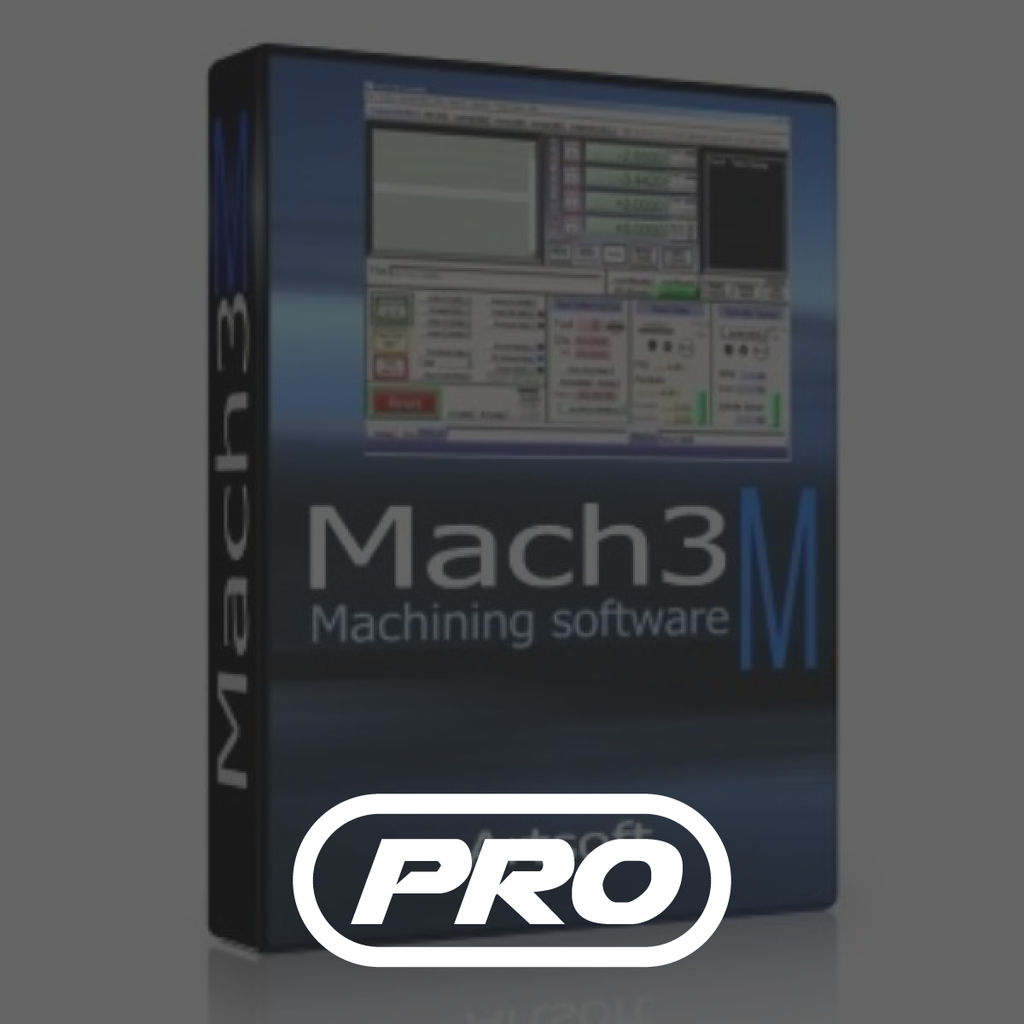[PRO] Mach 3 Control - Full Version