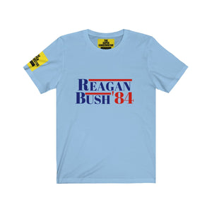Reagan Bush 84 T-shirt - Unisex