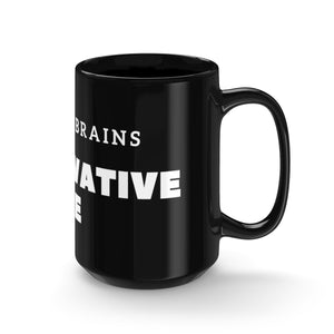 Conservative Bae (Black Edition) - Mug 15oz