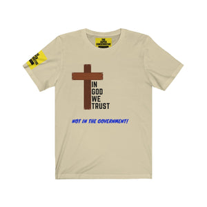 In God We Trust T-shirt - Unisex