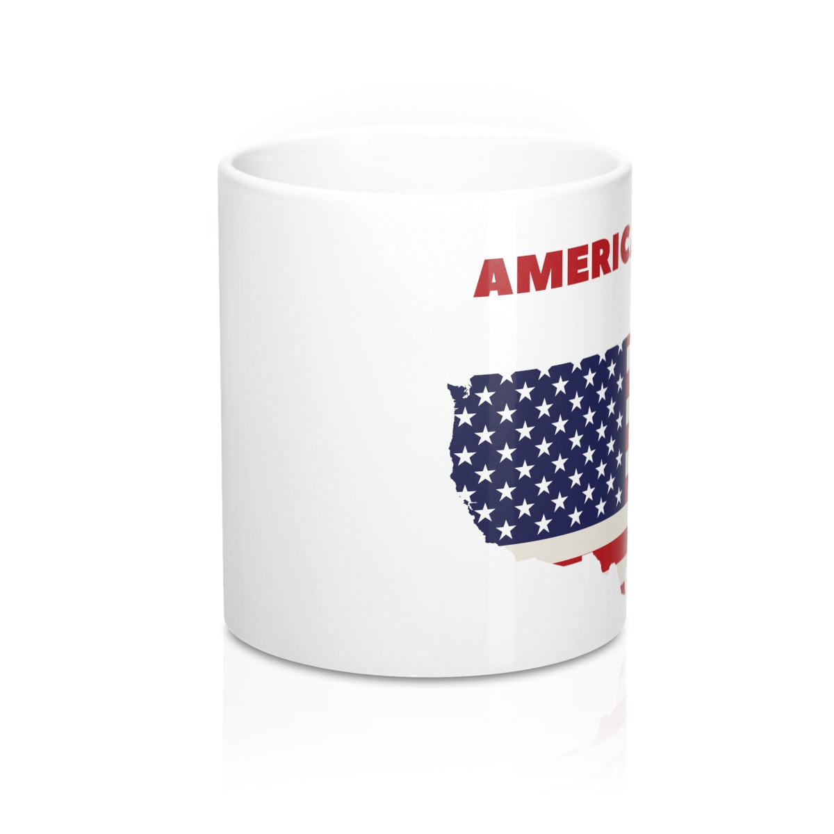 America First - Mug 11oz - Patriotic