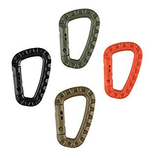 Polymer Carabiners