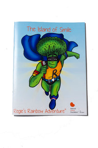Island of Smile Book