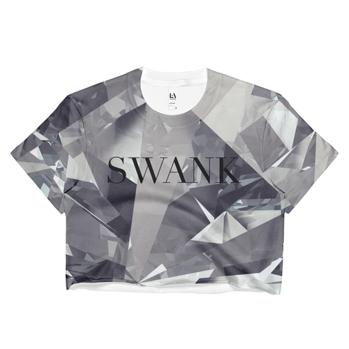 Swank Ladies Crop Top