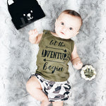 Adventure Baby Boy Outfit Lifestyle