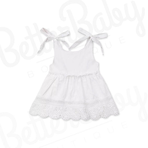 Angel Lace Baby Girl Dress