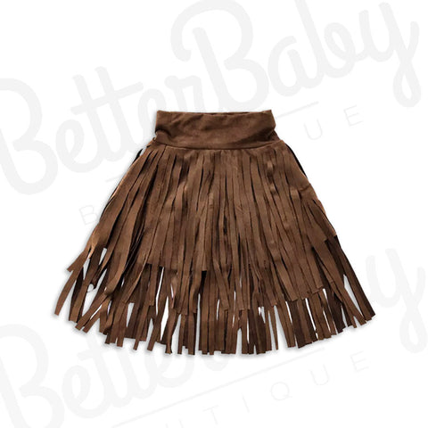 Boheme Dream Baby Skirt