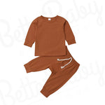 Be Cozy Baby Lounge Outfit