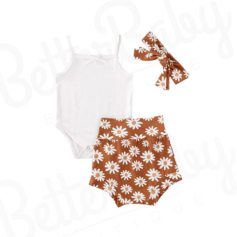 Daisy Dallop Baby Girl Outfit
