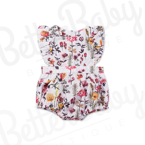 Fall For Ya Baby Romper
