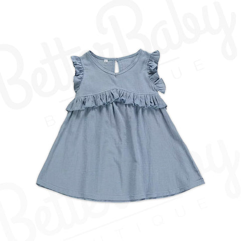 For The Frill Baby Dress