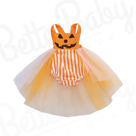 Hallow Queen Baby Girl Romper