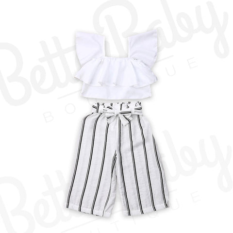 Hampton's Baby Girl Outfit