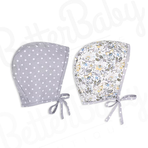 Haven Reversible Baby Bonnet