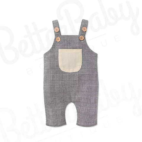 Impressed Baby Jumpsuit