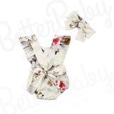 In A Dream Baby Romper Back