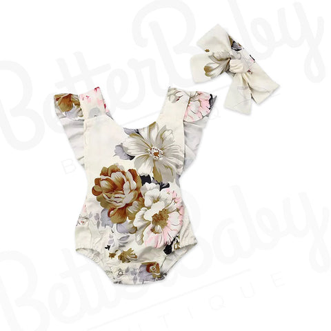 In A Dream Baby Romper