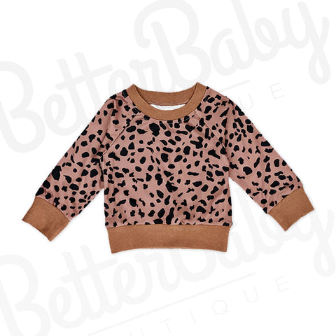 Into The Wild Baby Sweater