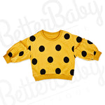 Just Like Dot Baby Girl Sweater