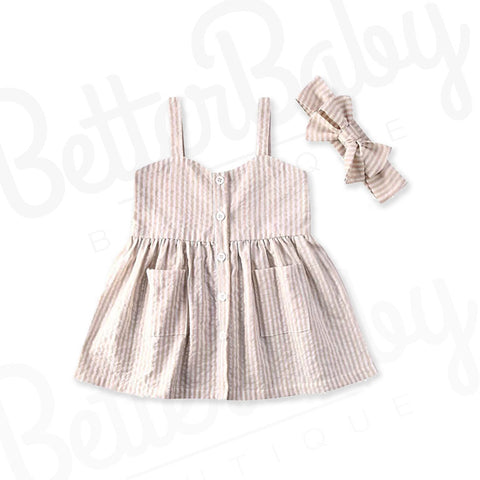 La La Land Baby Girl Dress