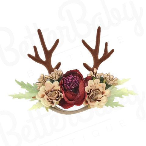 Let It Reign Baby Headband