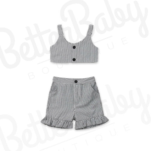 Line of Mine Baby Girl Outfit