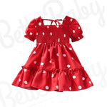 Love Dotty Baby Girl Dress
