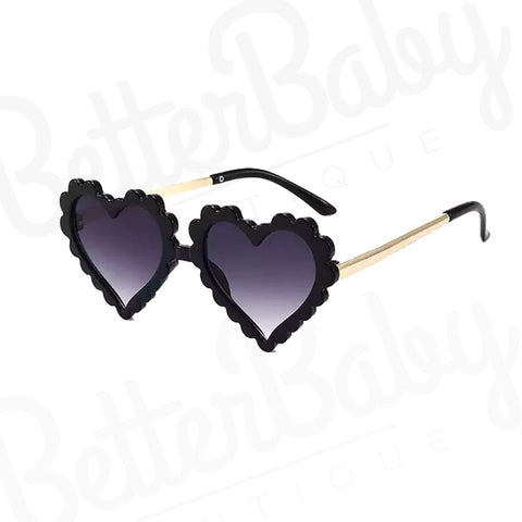 Loves Me Baby Sunglasses Black