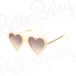 Loves Me Baby Sunglasses Ivory