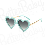 Loves Me Baby Sunglasses Teal