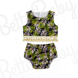 Lush Baby Girl Outfit
