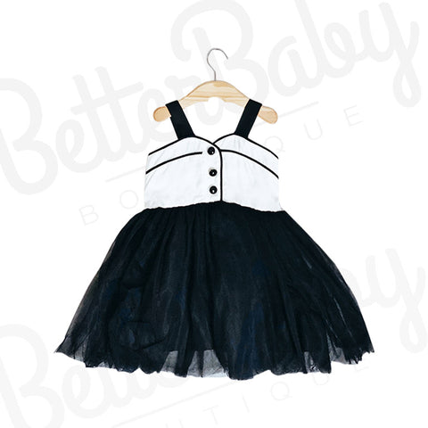 Miss Sass Baby Girl Dress