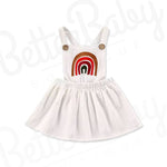 Over The Rainbow Baby Dress