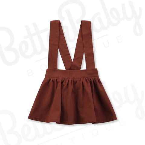 Overall Baby Dress