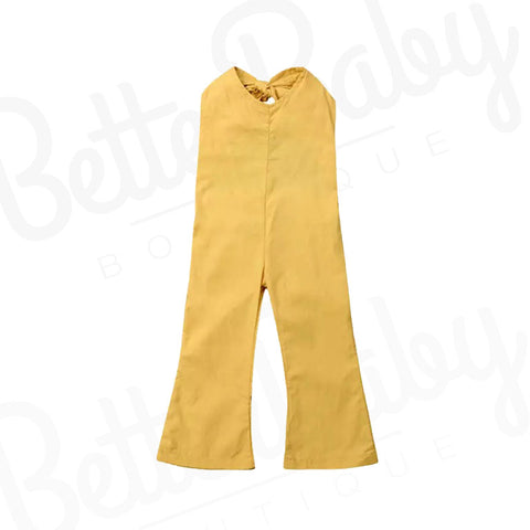 Pocket Full of Sunshine Baby Jumpsuit