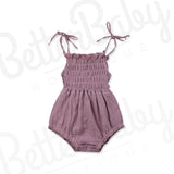 Pucker Up Baby Romper