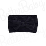 Ready Set Bow Black