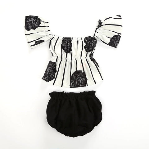Paris Baby Girl Outfit