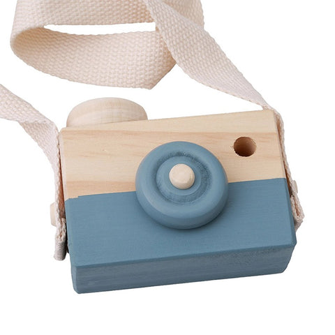 Wooden Baby Camera Accessory