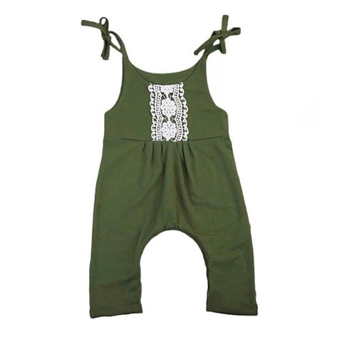 Emerald Baby Jumpsuit