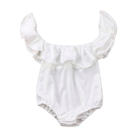 Patty Cake Baby Romper