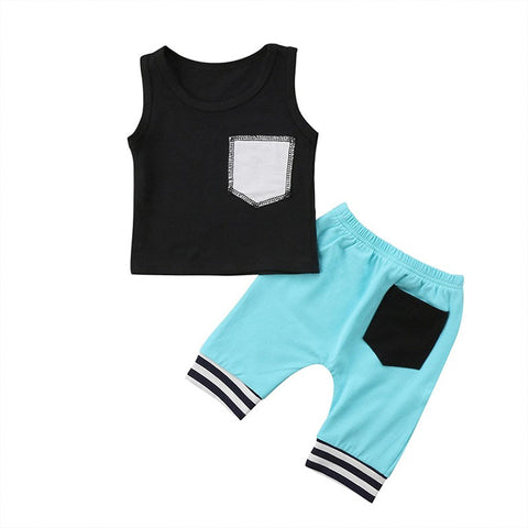 Ken Baby Boy Outfit