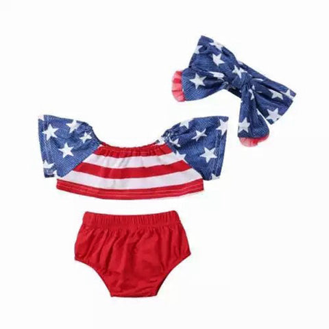 American Doll Baby Outfit