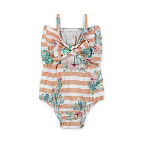 Desert Dream Baby Girl Romper