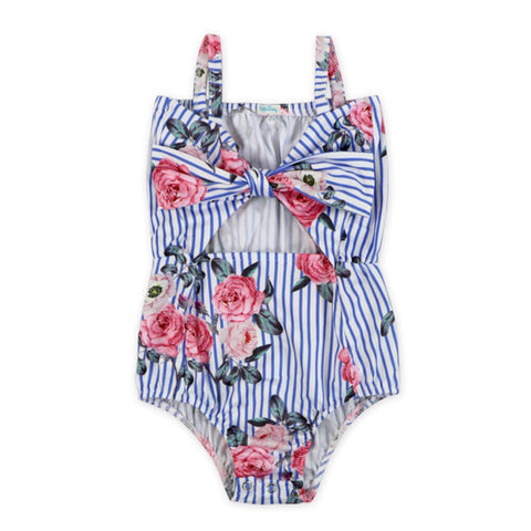 Taylor Baby Girl Romper